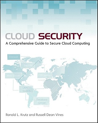 Cloud Security By Krutz, Ronald L./ Vines, Russell Dean
